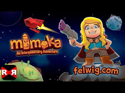 Momoka: An Interplanetary Adventure (By Felwig Games) - IOS Gameplay Video