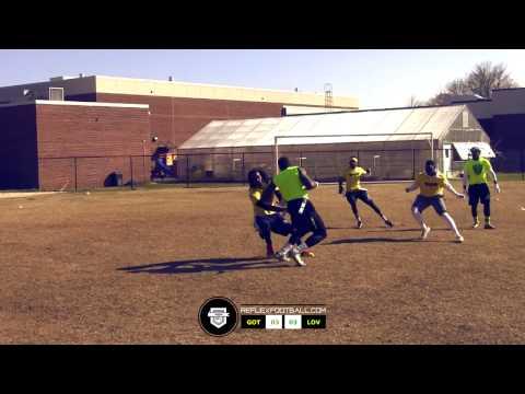 RFL Top Football Plays & Funny Moments - ATR #6