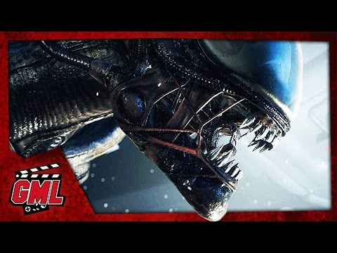 ALIEN : ISOLATION  FILM JEU COMPLET FRANCAIS