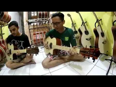 Naff - Kenanglah Aku (cover akustik) by : Irfan feat fatikin