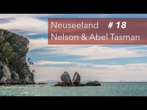 #18 | Neuseeland | Nelson & erwischt im Abel Tasman