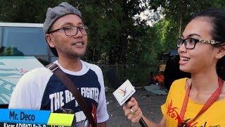 Lomba Burung Berkicau PRESIDEN CUP III 2014 Parkir Timur Senayan
