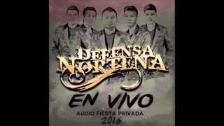 Defensa Norteña - Amor Limosnero (En Vivo 2016)