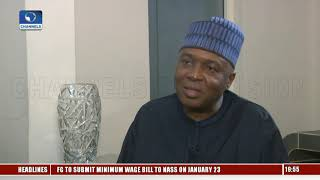 Saraki Dynasty Still 'Very Strong' In Kwara, Saraki Boasts