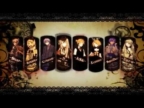 【Nico Nico Chorus】 Classical Servant Of Evil -REM@STER- 【9 People's Chorus + 1】
