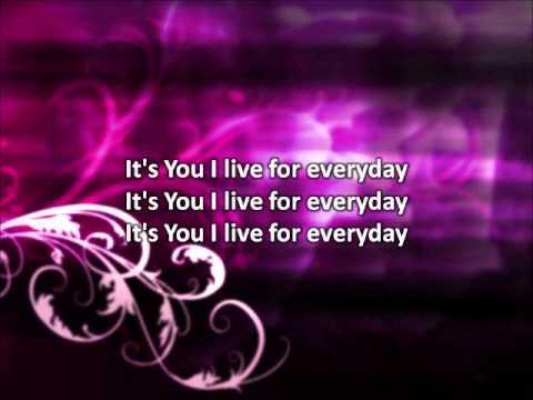 Everyday - Joel Houston (with lyrics)