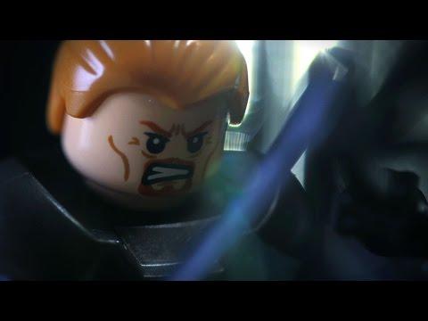 LEGO Batman vs Ras Al Ghul