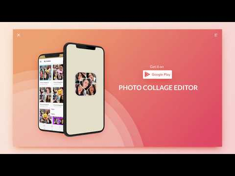 Android App - Photo Collage Editor