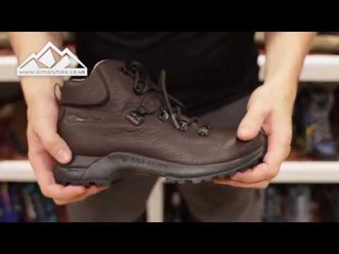 dba095ccaca Berghaus Supalite Walking Boot Brown - www.simplyhike.co.uk - YouTube