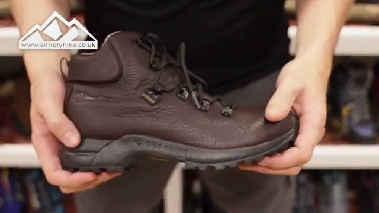 berghaus lightweight walking boots