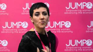 Blanca Vergara - What changes are needed in the organisations to help women enhance their career?
