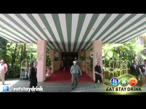 Beverly Hills Hotel - Inside The 5 Star Luxury Hotel (Beverly Hills, CA)