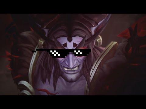 Nixxiom and Moocluck Do Legion
