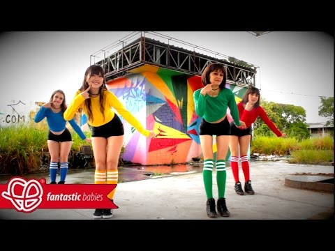 Fantastic Babies | TINY-G - Miss You | Cover