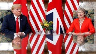 Лондон и Вашингтон — вновь друзья?   Итоги дня   13.07.18