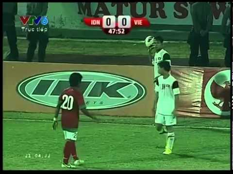 Full Match- U19 Vietnam vs U19 Indonesia (Final AFF U19 Youth Championship 2013)