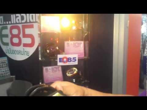 บูธEKIT E85 MOTOR SHOW 2012
