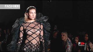 GELA WESH - FLYING SOLO SS 2020 New York - Fashion Channel