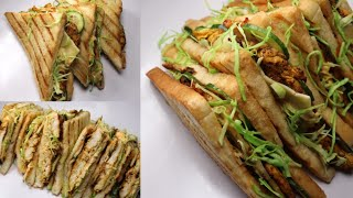 Grilled Chicken Sandwich By Recipes of the World