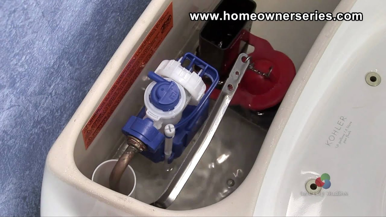 How To Fix A Toilet Diagnostics Not Enough Flush YouTube