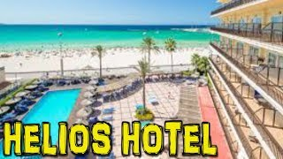 Hotel Helios Can Pastilla Mallorca 4K