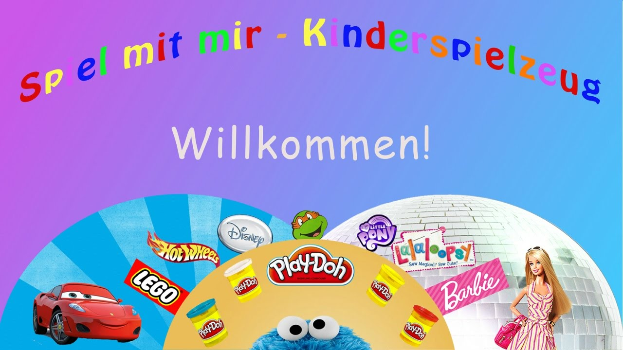 spielzeug youtube videos spiel mit mir kinderspielzeug kanaltrailer deutsch youtube. Black Bedroom Furniture Sets. Home Design Ideas