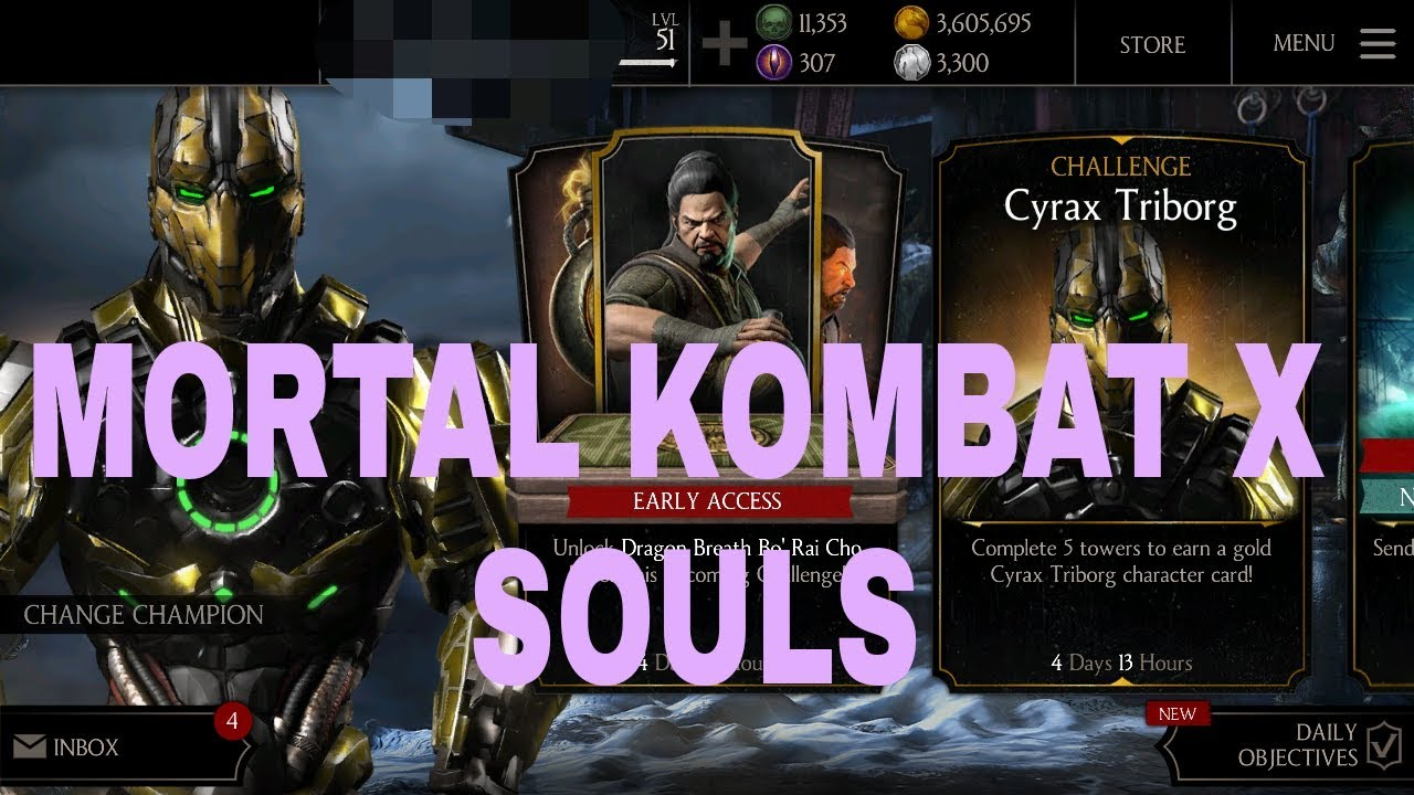 MORTAL KOMBAT X   How To Get SOULS And COINS For Free 2018   Souls Hack  Easily   100% Working Trick