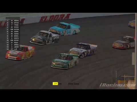 04FEB19 Eldora Speedway Highlights.