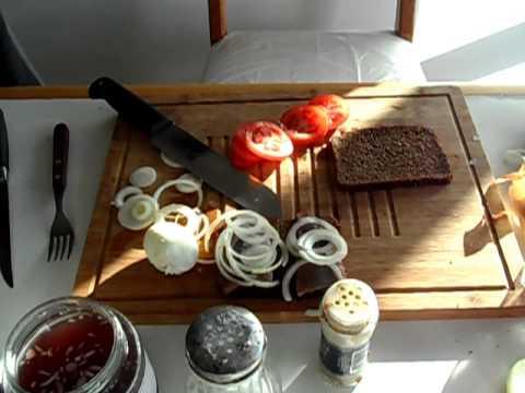 Danish lunch (traditional)