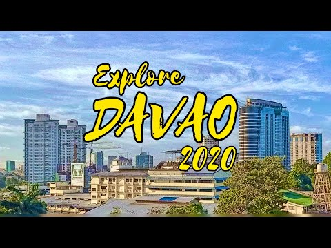 Explore Davao 2020 from air and in the ground
