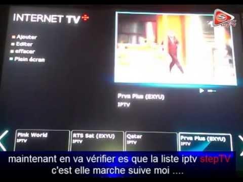 TÉLÉCHARGER LEXUS IPTV