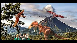 """The Lost World"" (Full Length Lego Film)"