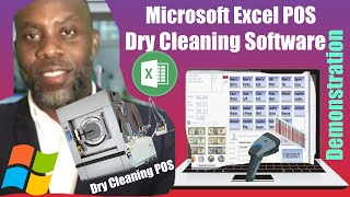 Dry cleaning / laundry pos software for windows pcs & laptops. this is a demonstration of custom laundromat system that was developed us...