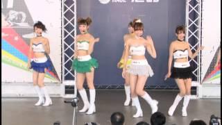 """ボートレース尼崎のガールズユニット""""あまがみシックス""""の 新曲「Ama Co..."""