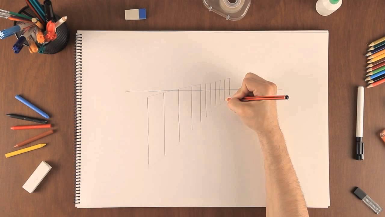C mo dibujar en perspectiva aprende a dibujar como un - Como limpiar casas profesionalmente ...