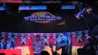 MR VEGAS - I AM BLESSED - PULL UP  - ROMA LIVE BIG BANG - 22 NOVEMBRE 2012