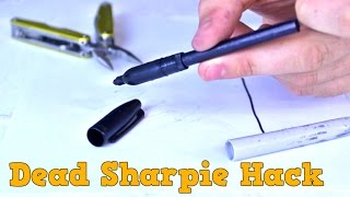 How to Revive a Sharpie