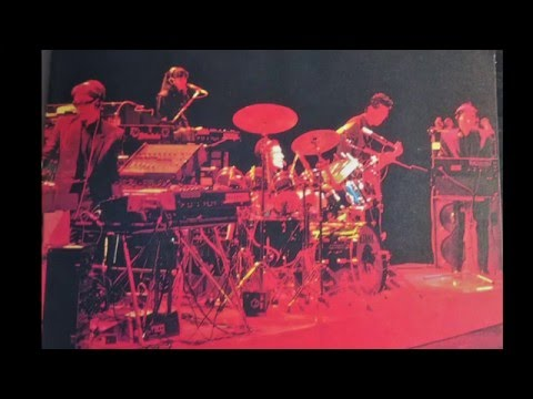 "YMO live ""Technopolis 2000-20"" at NHK Hall Tokyo  4/13, 1980"