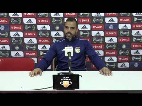 FC Alverca vs GS Loures - Antevisão