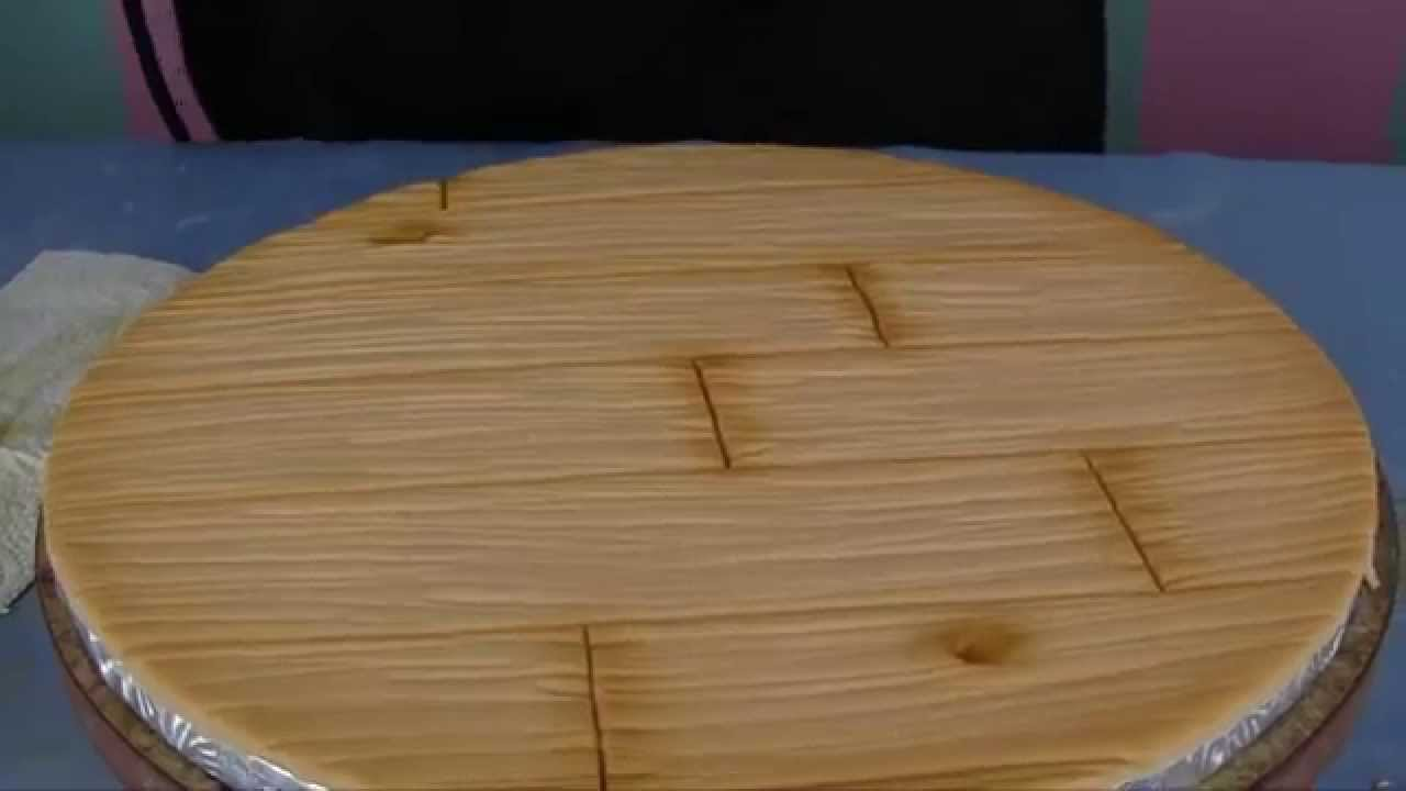 Andrea S Sweet Tips 5 Hardwood Floor Cake Board Treatment Using An Airbrush You