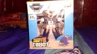 Tutorial merubah tobot mini y