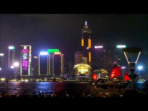 Walking Vlog: Victoria harbour, Hong Kong
