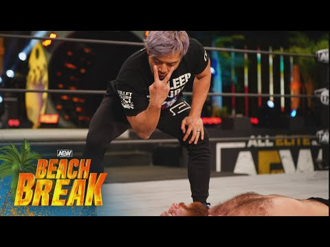 What Went Through Your Mind When You Watched This? | AEW Beach Break