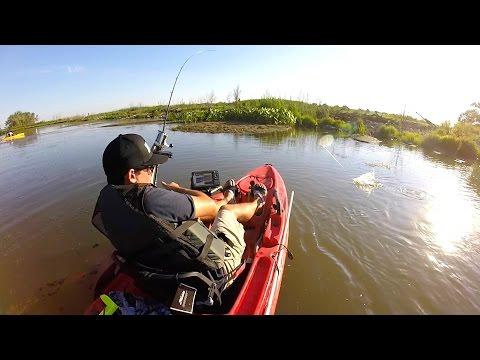 kayak-bass-fishing-fail!!!