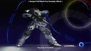 Bangai O HD Missile Fury Gameplay [60 FPS] (Xbox 360)