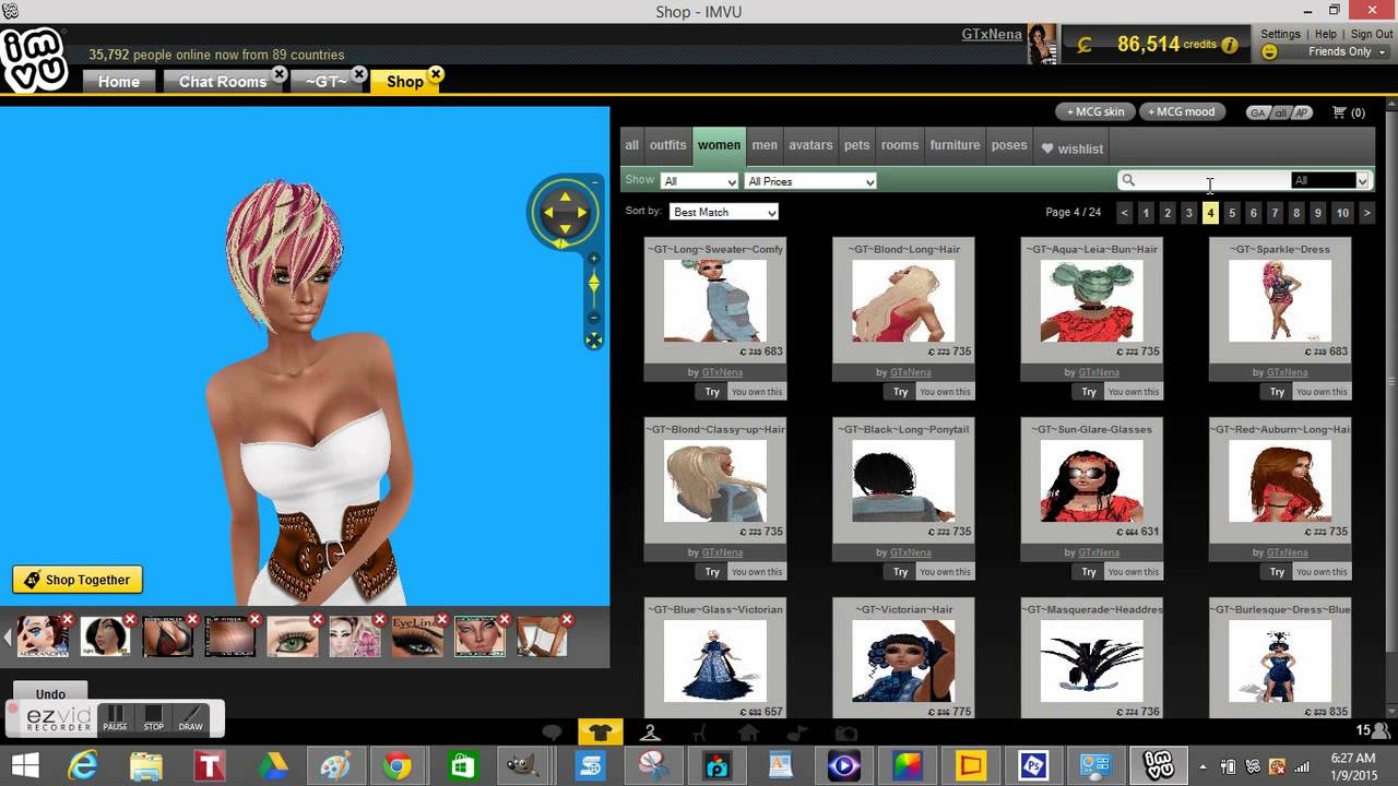 What is IMVU? Let me tell you!