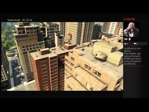 Diffusion PS4 en direct de Warrior-Phoenix