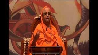 Pujyasri Swami Omkarananda | Kaivalyanavanitham | Santhekam Telidal Padalam | 2015 - Day 1