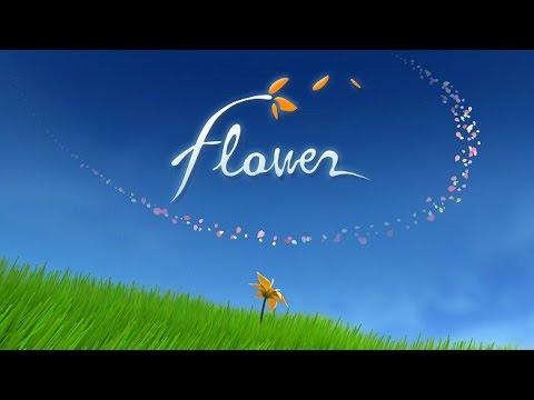 Онлайн игра Flower – Цветок