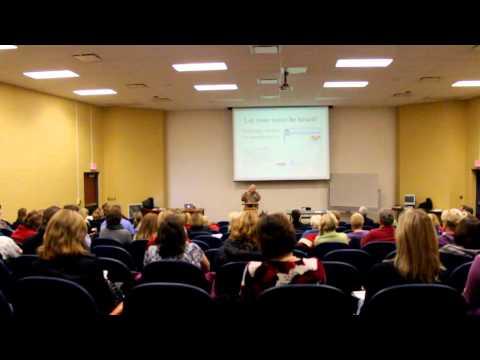 Clarkston Junior High School Presentation by Vickie Markavitch